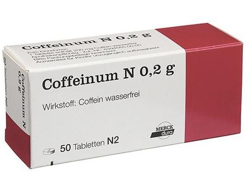 Coffeinum N 0,2 g